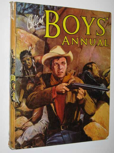 Collins Boys'Annual, Author Not Stated