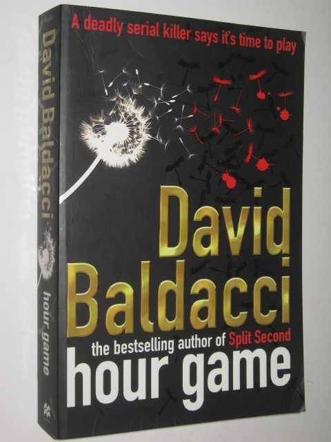 Hour Game, Baldacci, David