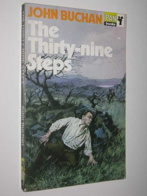 The Thirty-nine Steps, Buchan,John