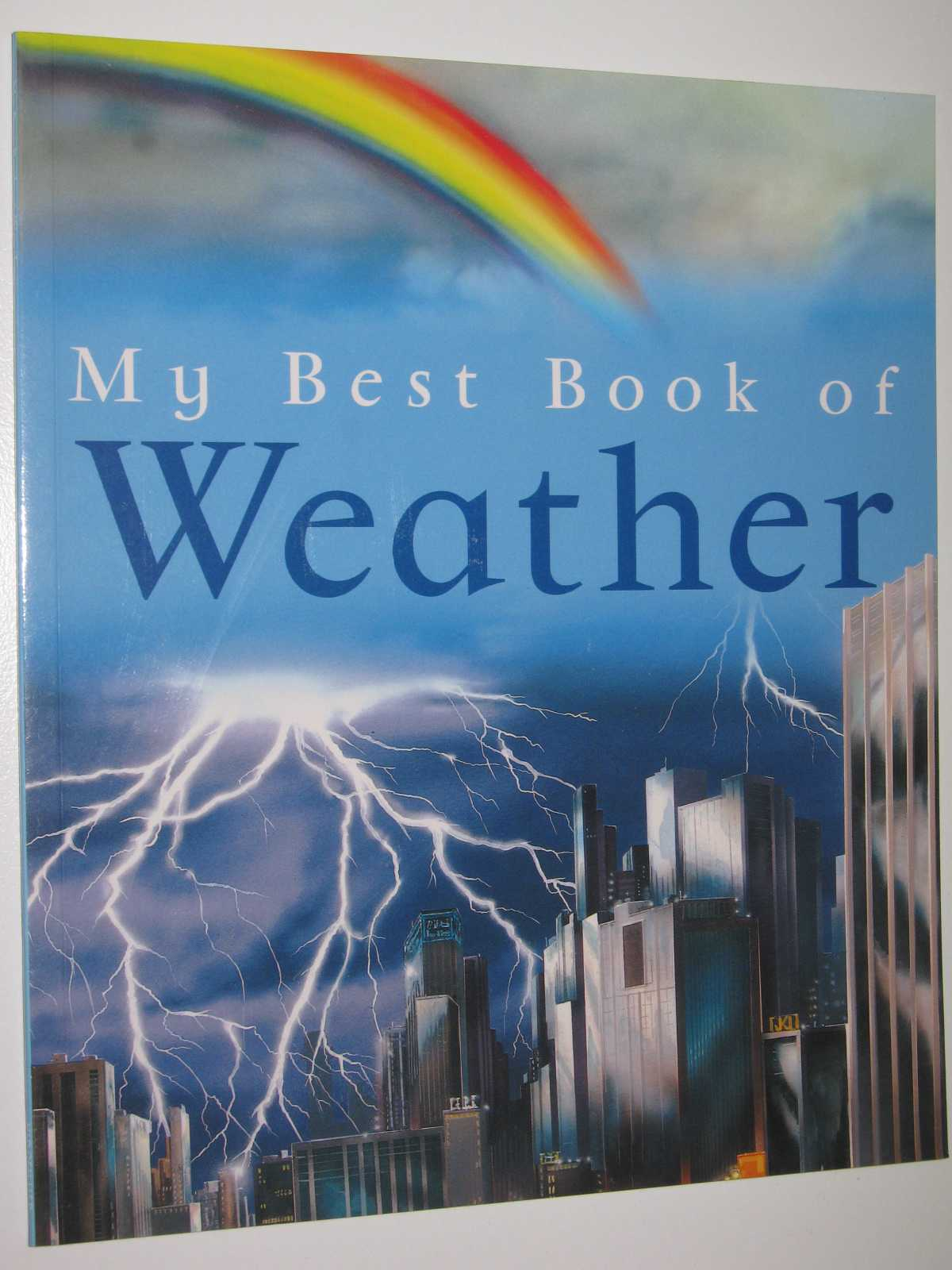My Best Book of Weather, Adams, Simon