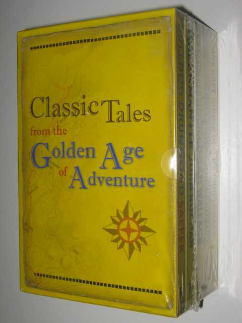 CLASSIC TALES FROM THE GOLDEN AGE OF ADVENTURE, Various