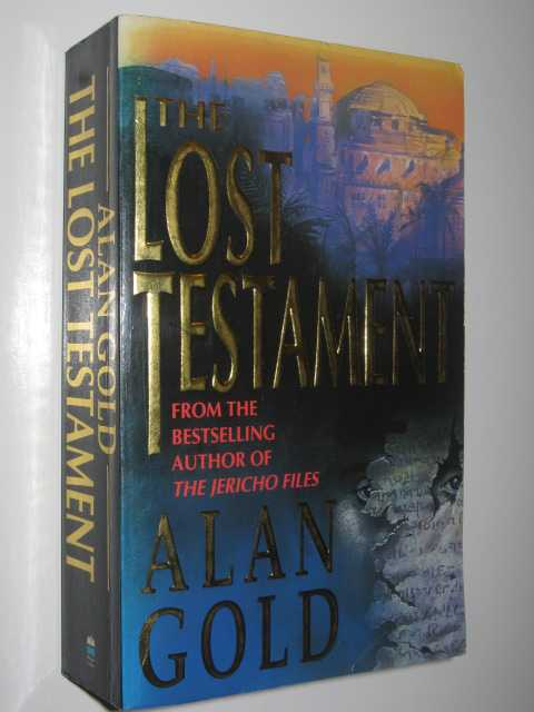 The Lost Testament, Gold, Alan
