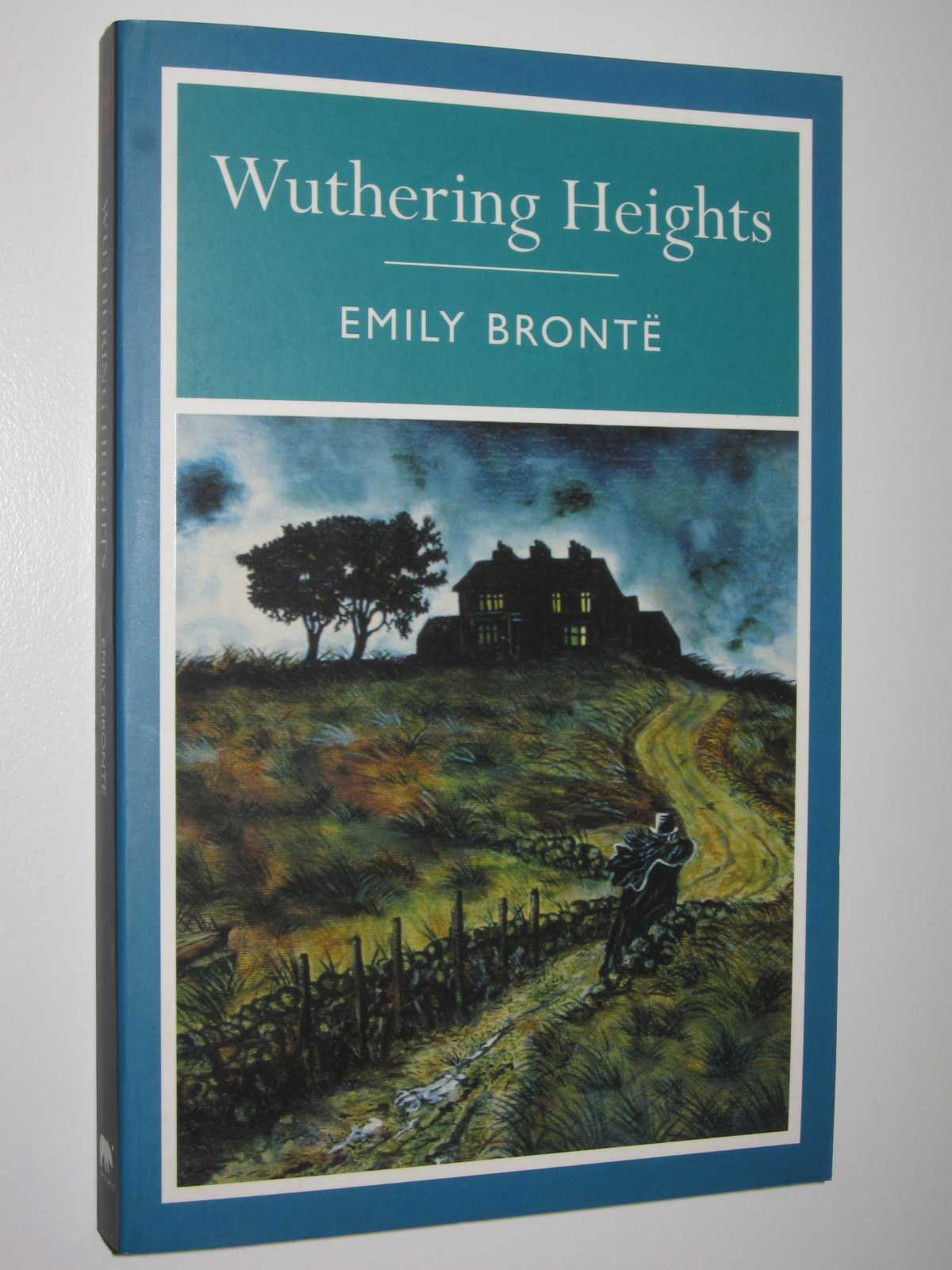 Wuthering Heights, Bronte,Emily