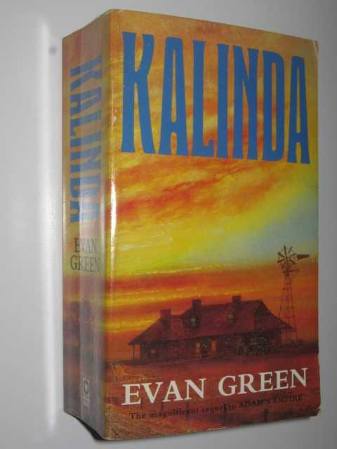 Kalinda, Green, Evan