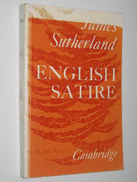 English Satire