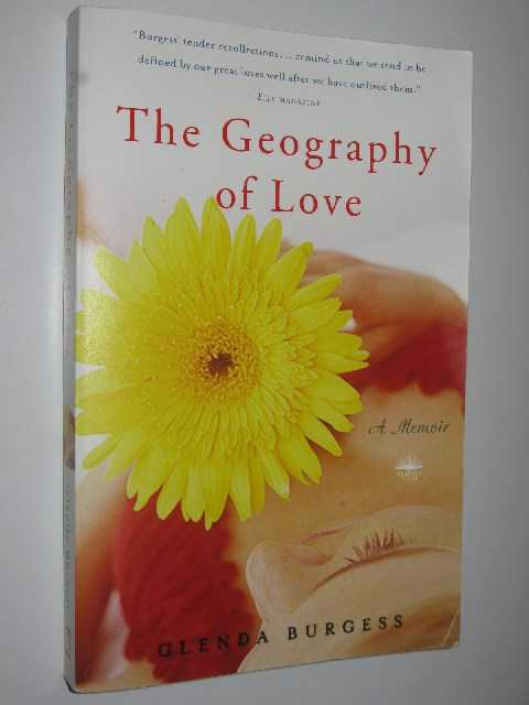 The Geography of Love, Burgess, Glenda