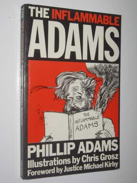 The Inflammable Adams, Adams, Phillip