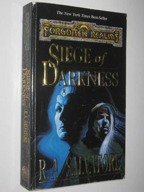 [Forgotten Realms] Siege of Darkness - Legacy of the Drow #3, Salvatore, R. A.