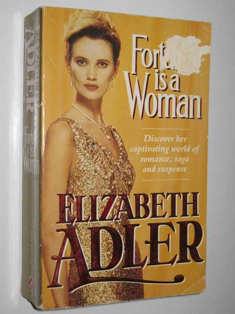 Fortune Is a Woman, Adler, Elizabeth A.