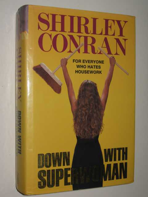 Down with Superwoman, Conron, Shirley