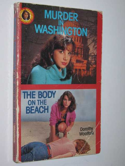 Image for Murder in Washington + The Body on the Beach