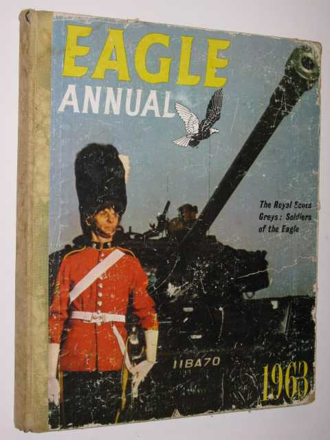 Eagle Annual Number Twelve (12) 1963, Author Not Stated