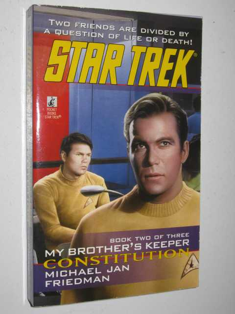 STAR TREK: Constitution - My Brother's Keeper #2, Hawke, Simon