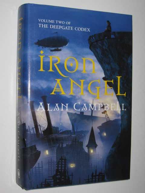 Iron Angel - Deepgate Codex #2, Cambell, Alan