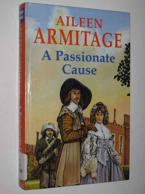 A Passionate Cause, Armitage, Aileen