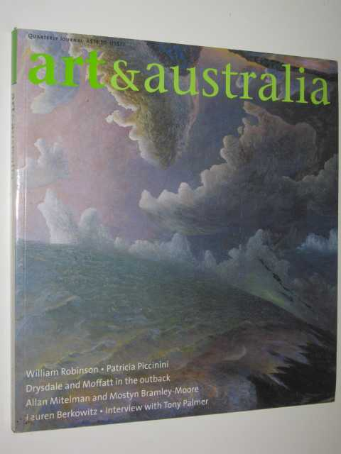 Art and Australia Vol 37 No 4, Cree, Laura Murray (edited)