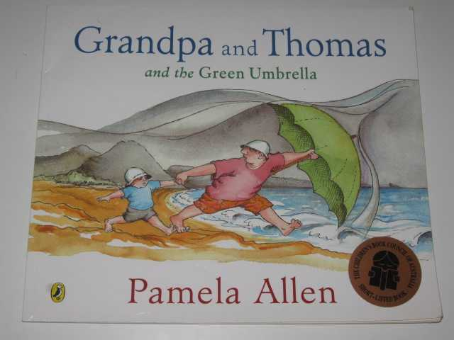 Grandpa and Thomas and the Green Umbrella, Allen,Pamela
