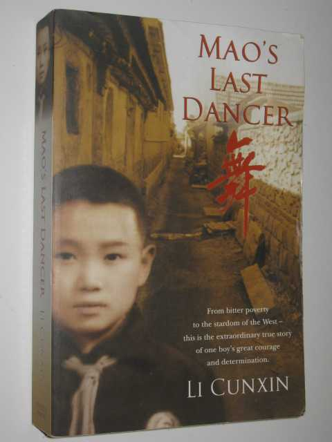 Mao's Last Dancer, Cunxin, Li