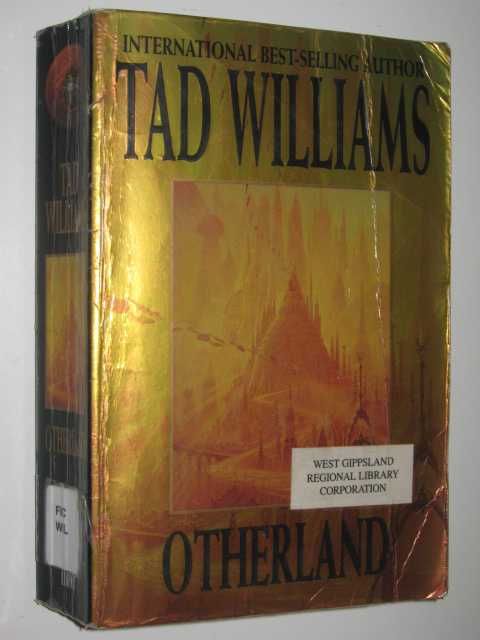 City-Of-The-Golden-Shadow-Otherland-Book-1-by-TAD-WILLIAMS-1996-Large-PB