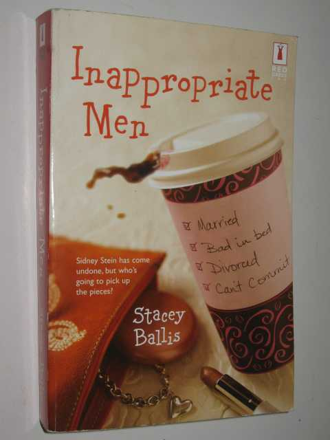 Inappropriate Men, Ballis, Stacey