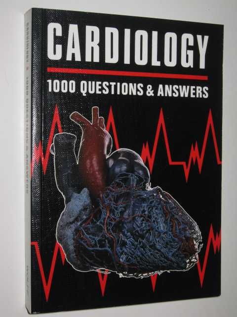 Image for Cardiology : 1000 Questions & Answers