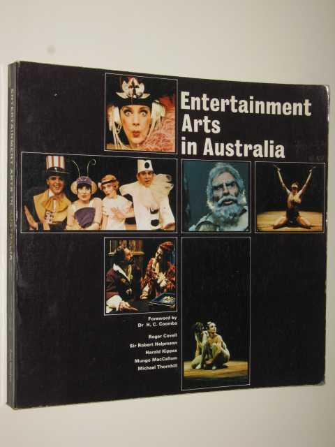 Entertainment Arts In Australia, Allen, (Editorial) John
