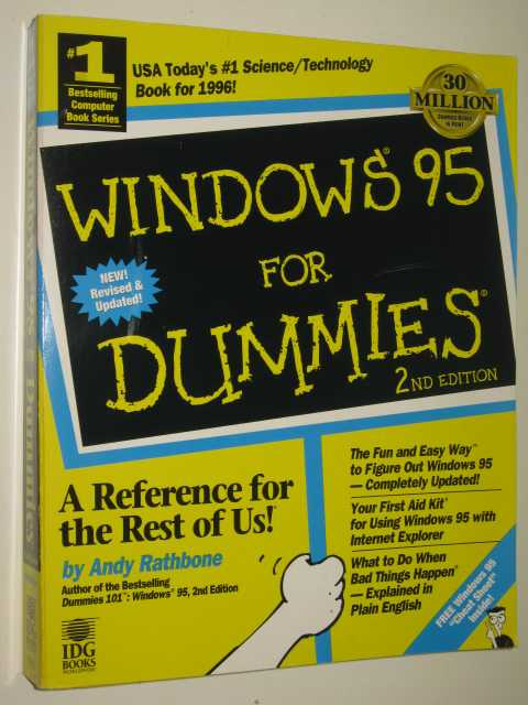 Computers For Dummies