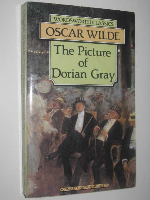 The Picture of Dorian Gray by OSCAR WILDE - 1992 Small PB 1853260150