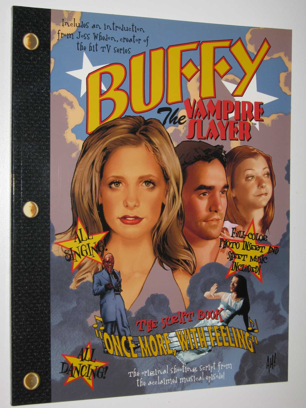 Once More With Feeling - Buffy the Vampire Slayer Series, Author Not Stated