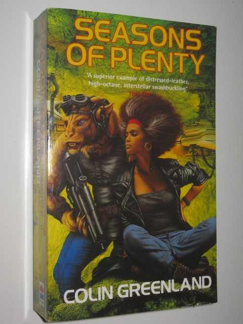 Seasons of Plenty - Tabitha Jute Series #2, Greenland, Colin