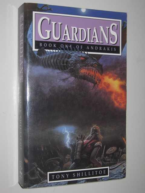 Guardians - Andrakis #1, Shillitoe,Tony