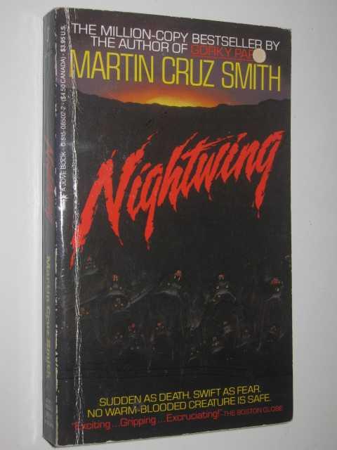 Nightwing, Smith, Martin Cruz