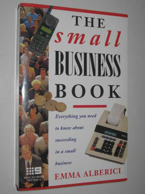 The Small Business Book, Alberici, Emma