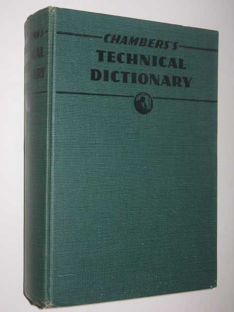 Image for Chambers's Technical Dictionary