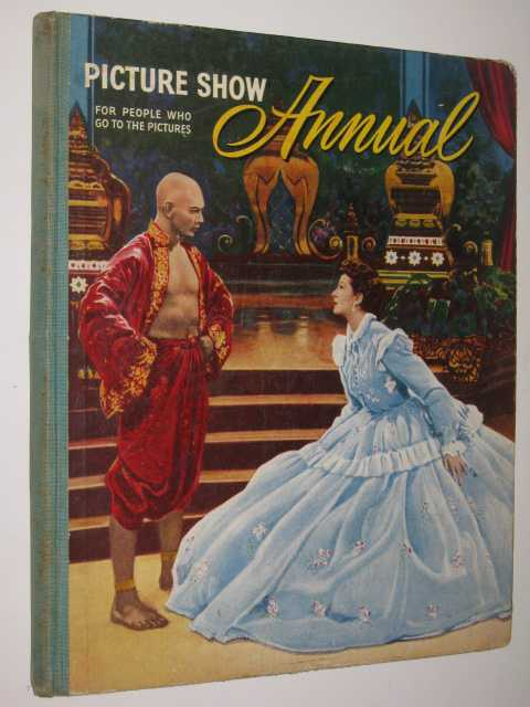 Picture Show Annual 1957, Author Not Stated
