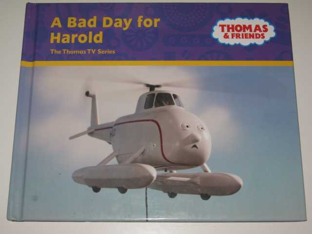 A Bad Day for Harold : Thomas & Friends, Awdry, Rev. W.