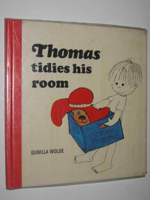 Thomas Tidies His Room, Wolde,Gunilla