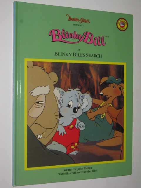 Blinky Bill in Blinky Bill's Search, Palmer,John