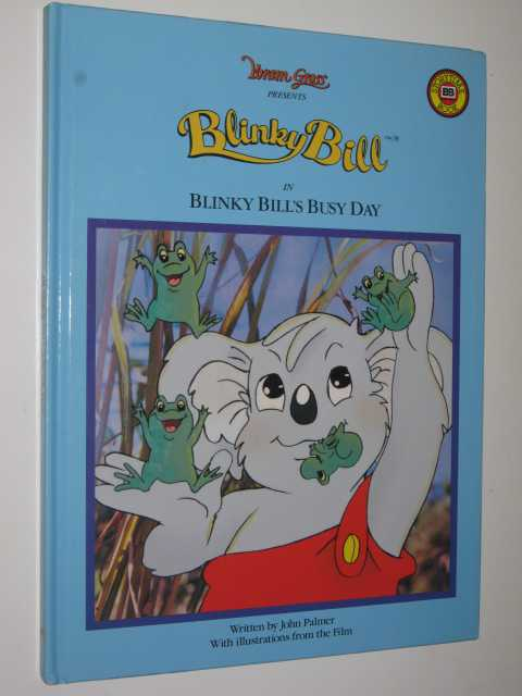 Blinky Bill in Blinky Bill's Busy Day, Palmer,John
