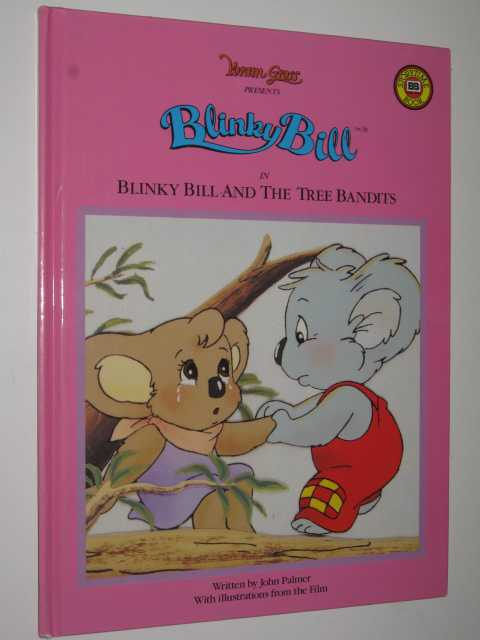 Blinky Bill in Blinky Bill and the Tree Bandits, Palmer,John