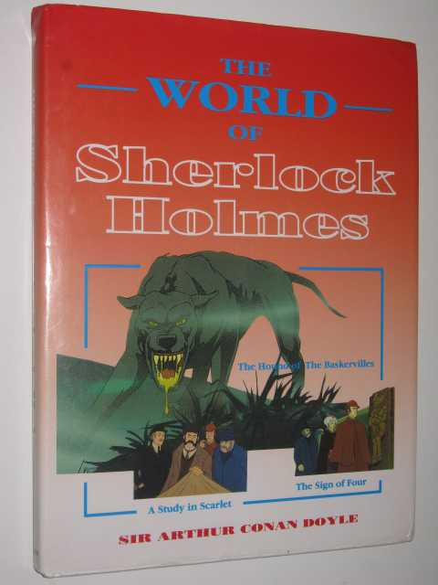 The World of Sherlock Holmes, Doyle,Sir Arthur Conan