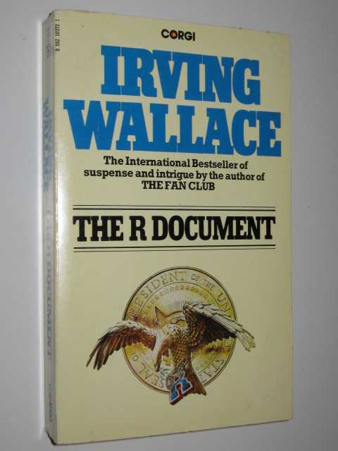 The R Document, Wallace,Irving