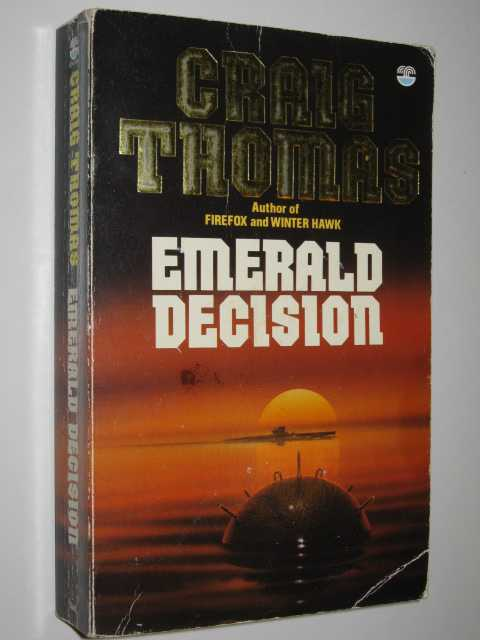 Emerald Decision, Thomas,Craig