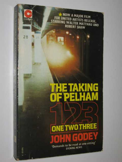 The Taking of Pelham One Two Three, Godey,John