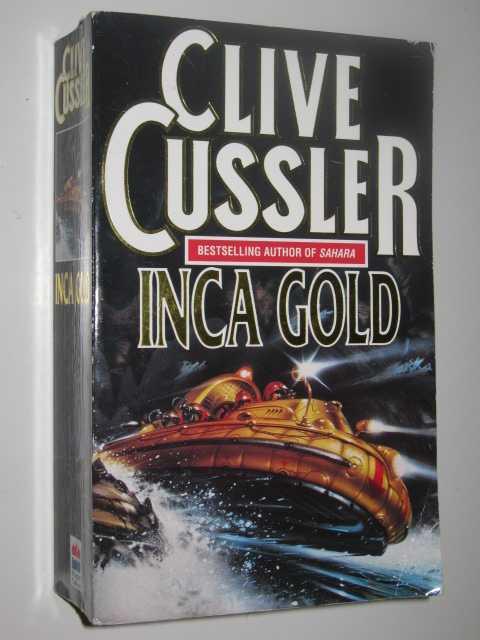 Inca Gold, Cussler,Clive