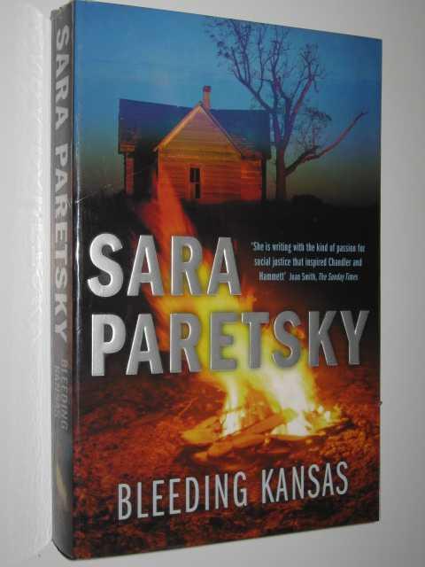 Bleeding Kansas, Paretsky,Sara