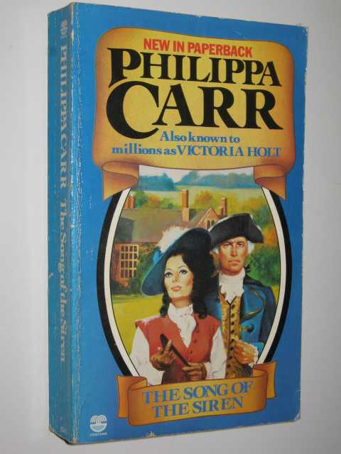 The Song of the Siren, Carr,Philippa