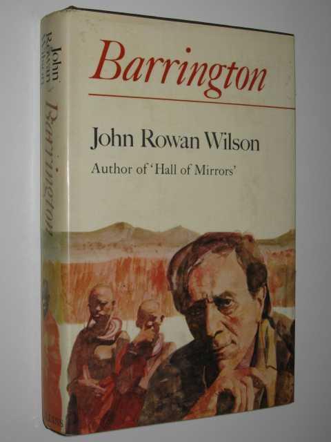 Barrington, Wilson,John Rowan