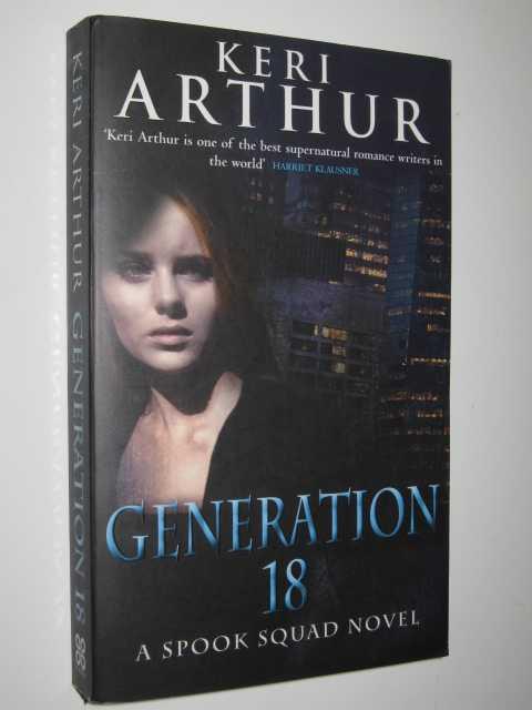 Generation 18 - Spook Squad #2, Arthur, Keri