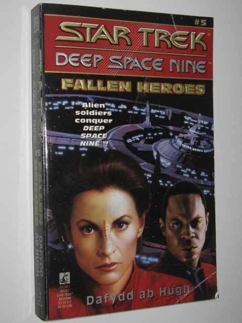 Fallen Heroes - STAR TREK Deep Space Nine #5, Ab Hugh, Dafydd